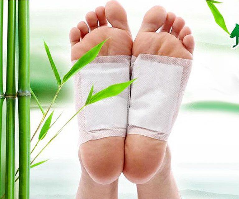 Электрические пластыри при болезнях ног