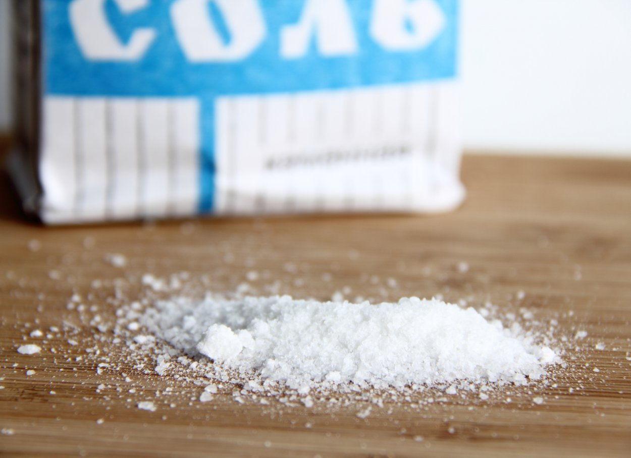 Соль от шпор