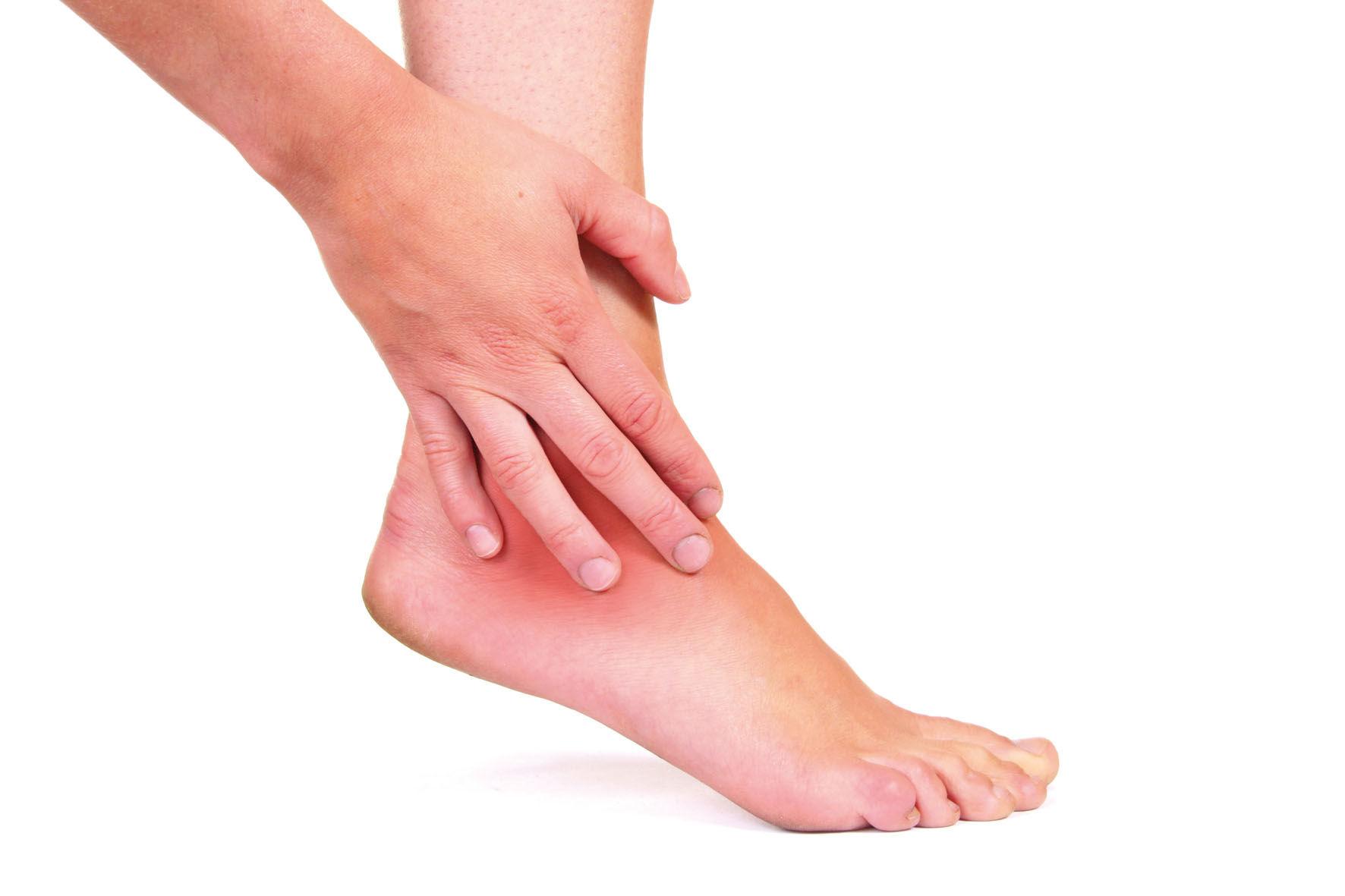 Боли в ногах после сна
