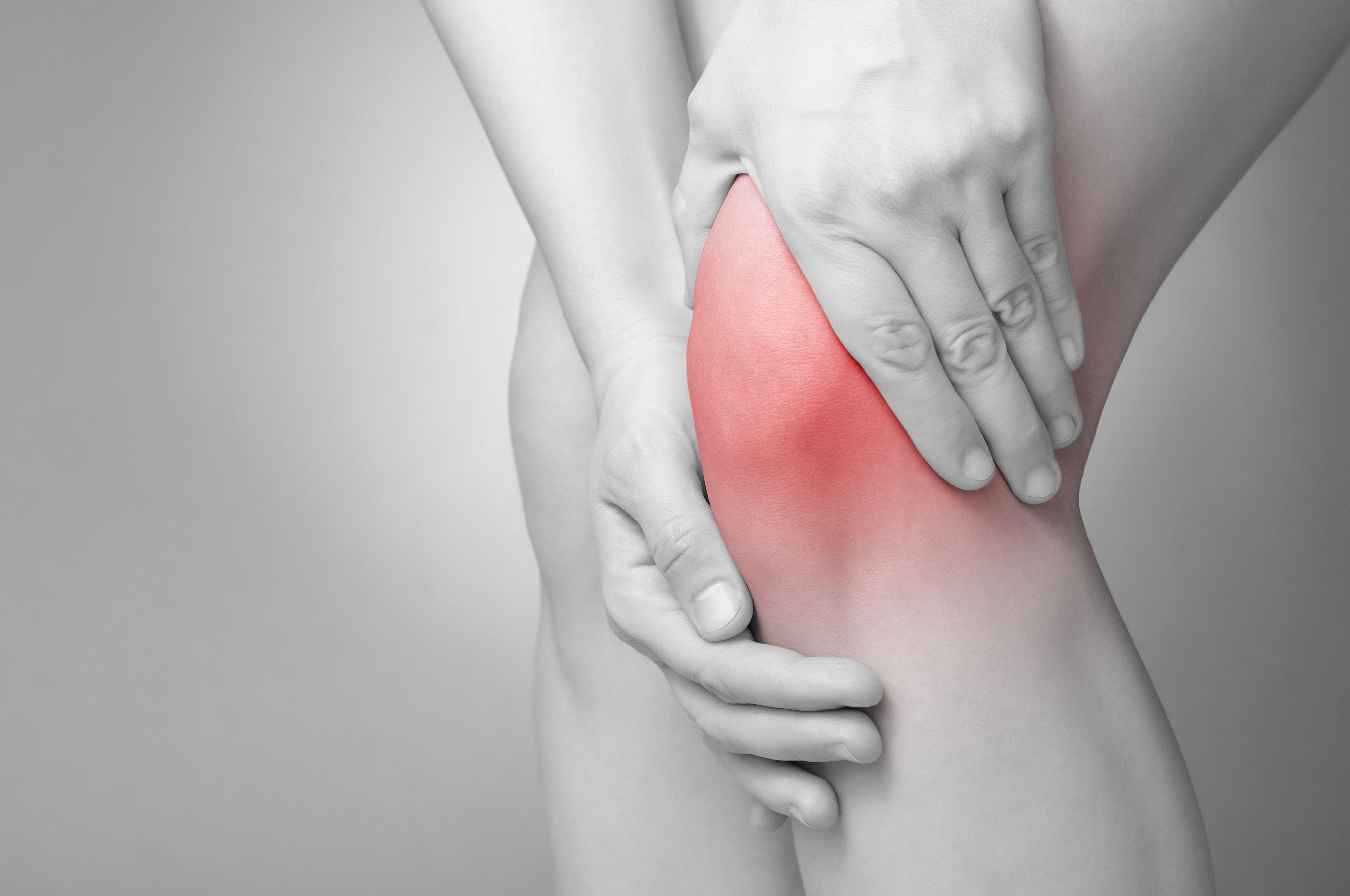 Киста коленного сустава