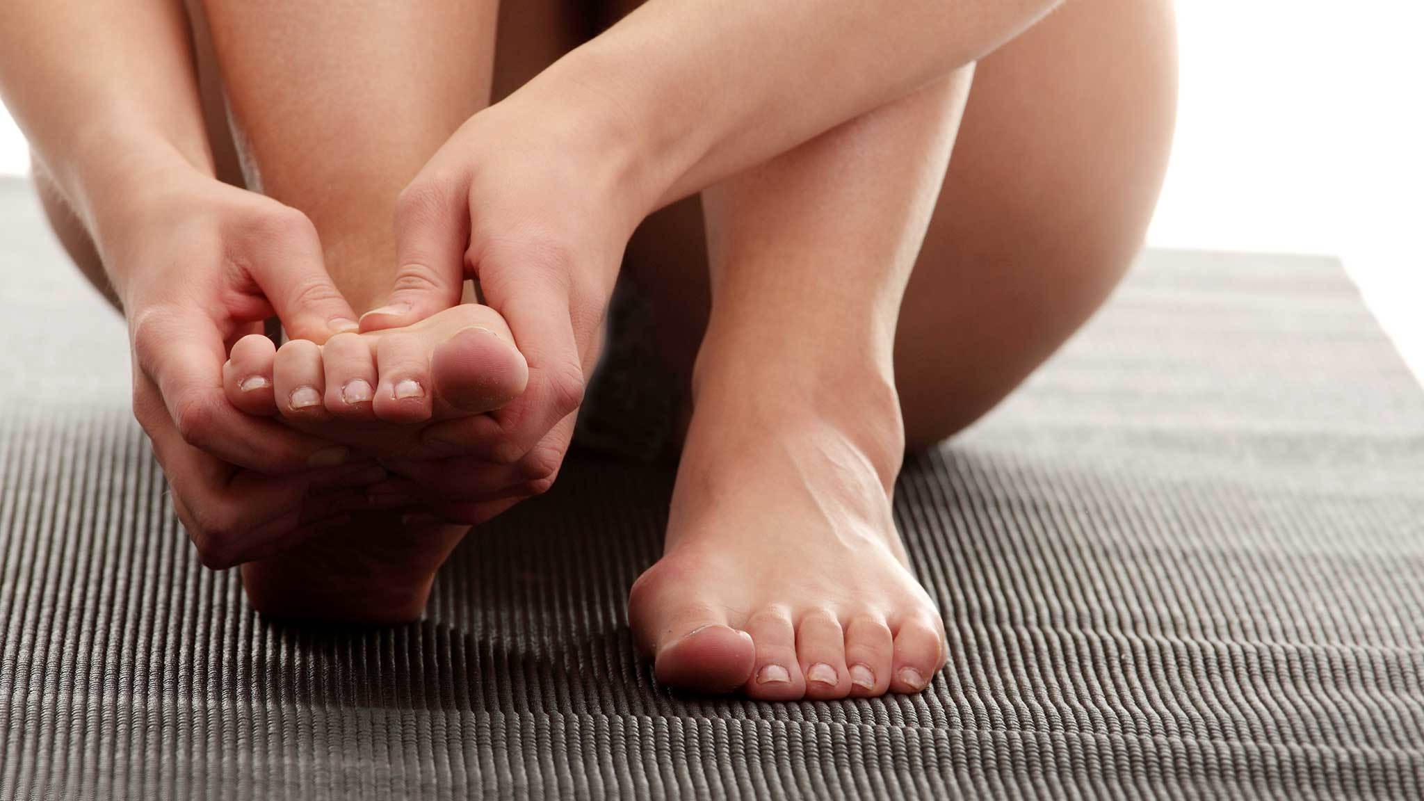 Лечение дома массажем