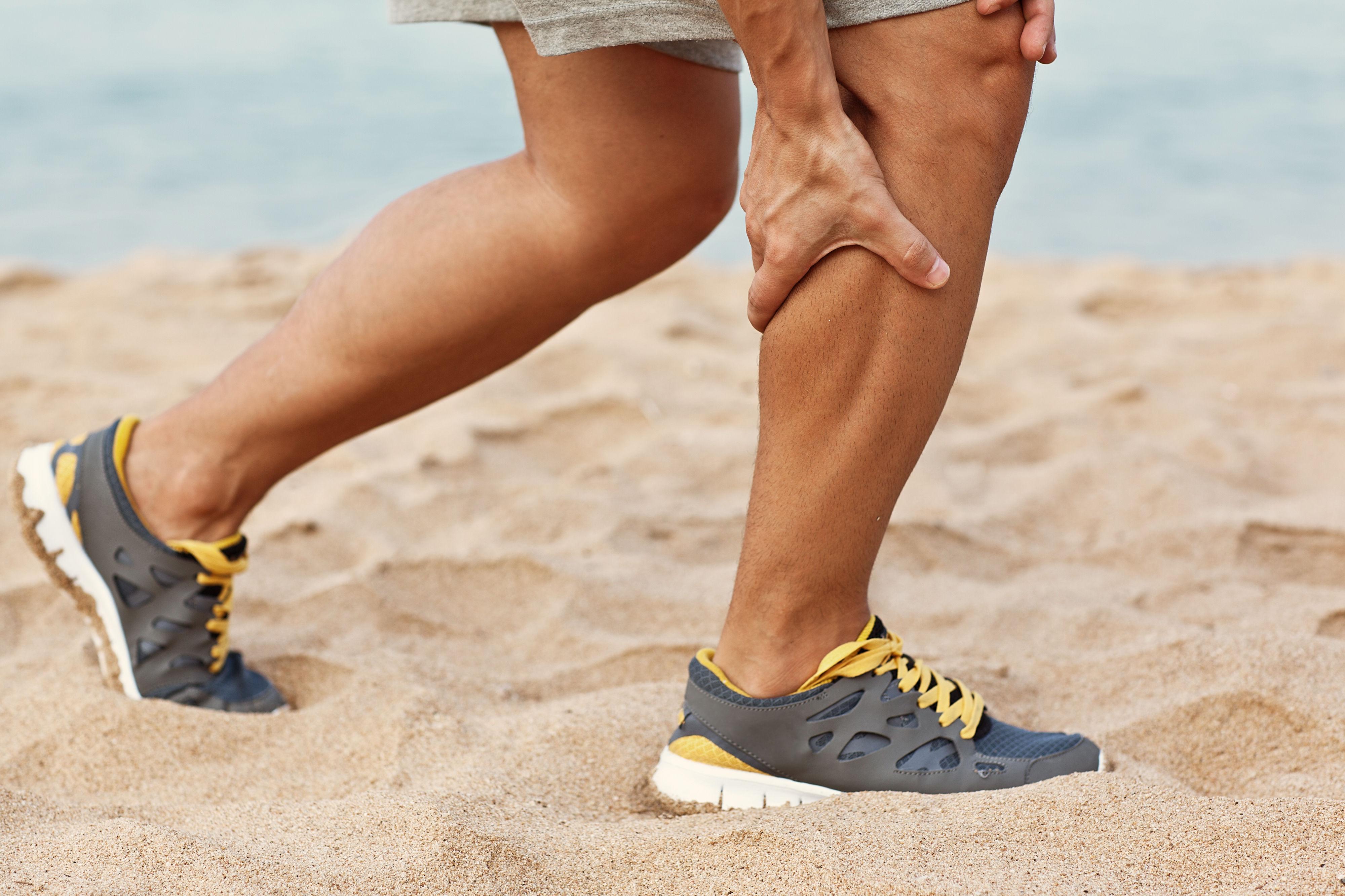 Ноги сводит судорога