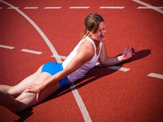 Сводит ноги во время занятия спортом