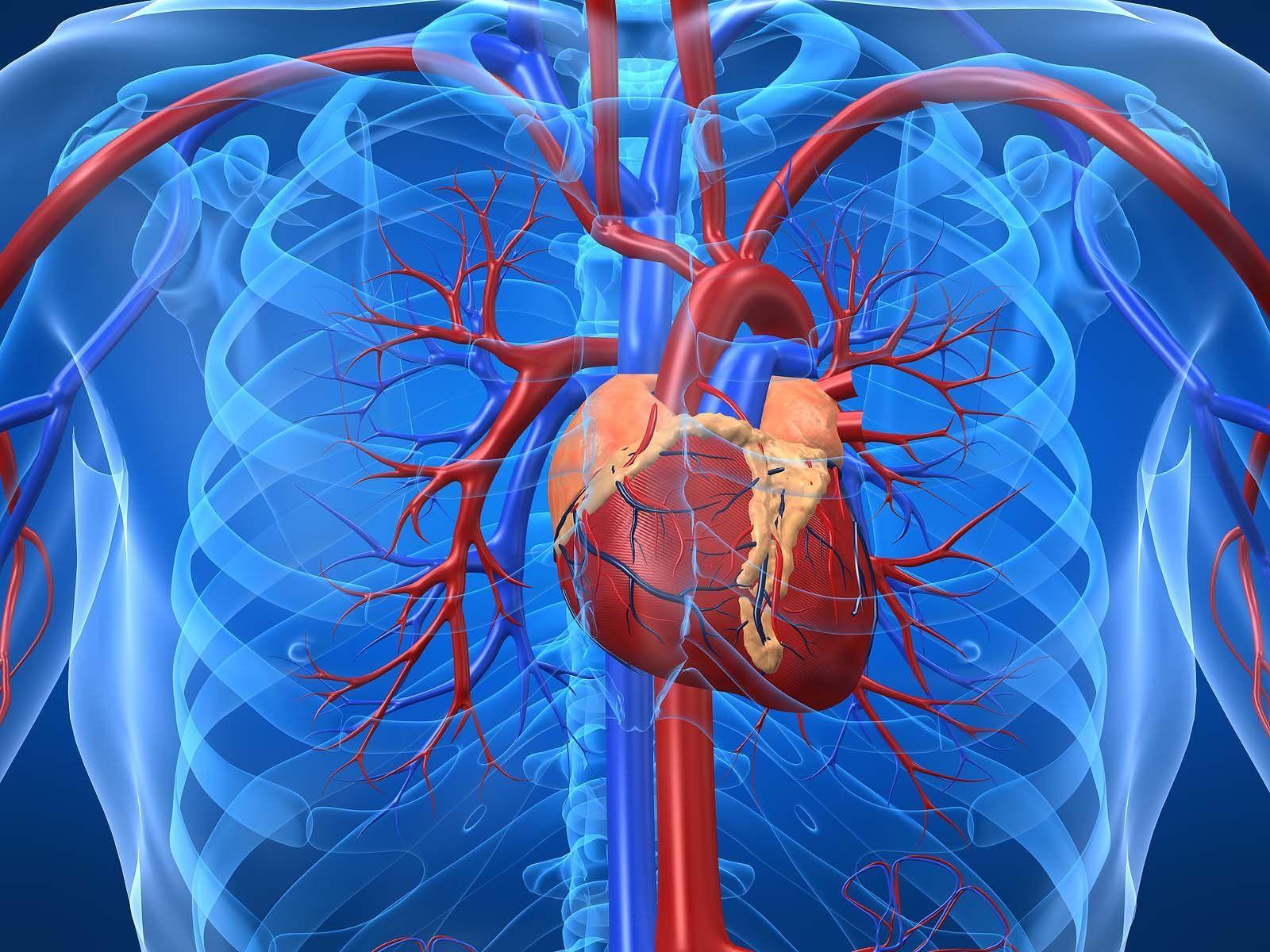 Отеки из-за болезней сердца