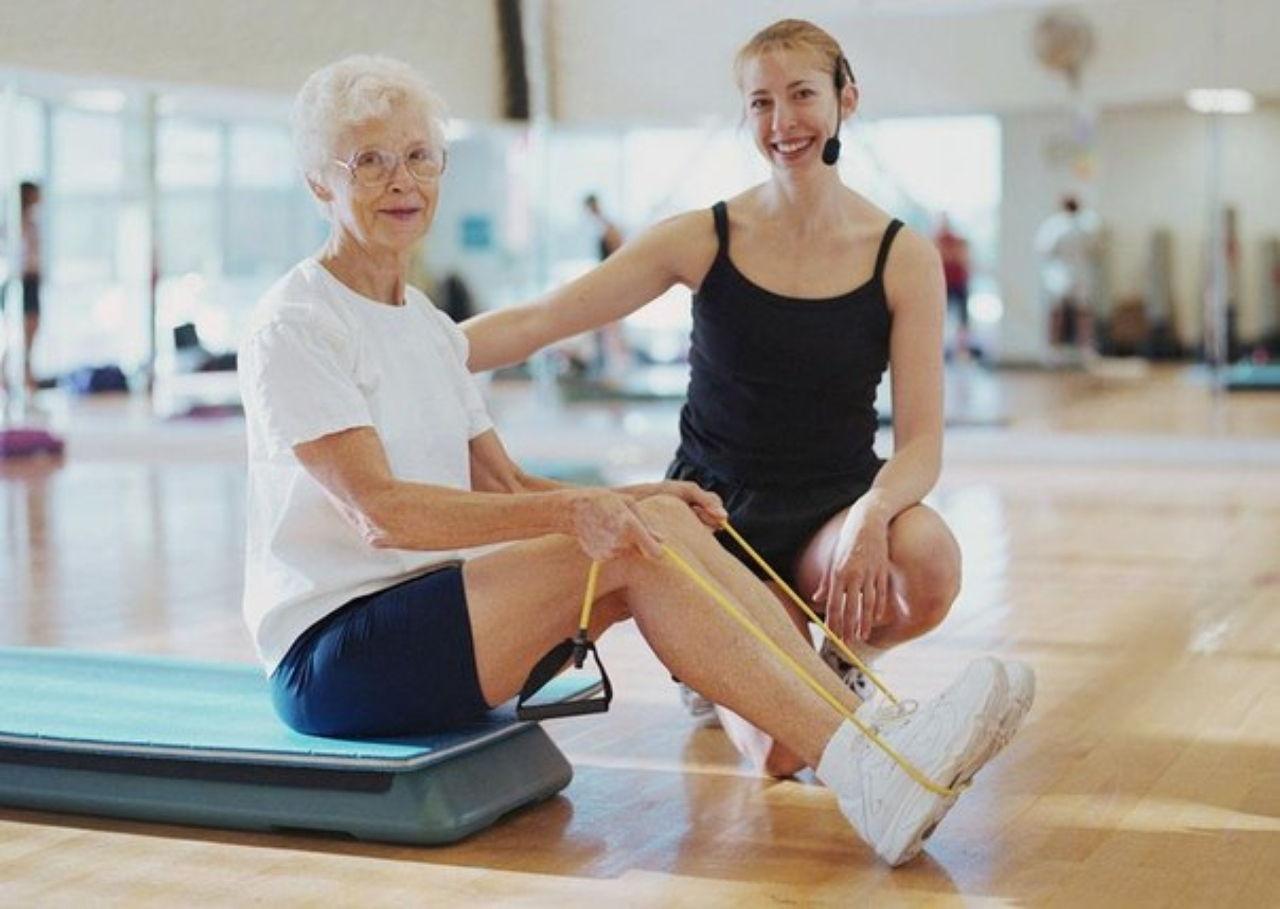 Упражнение при артрите суставов