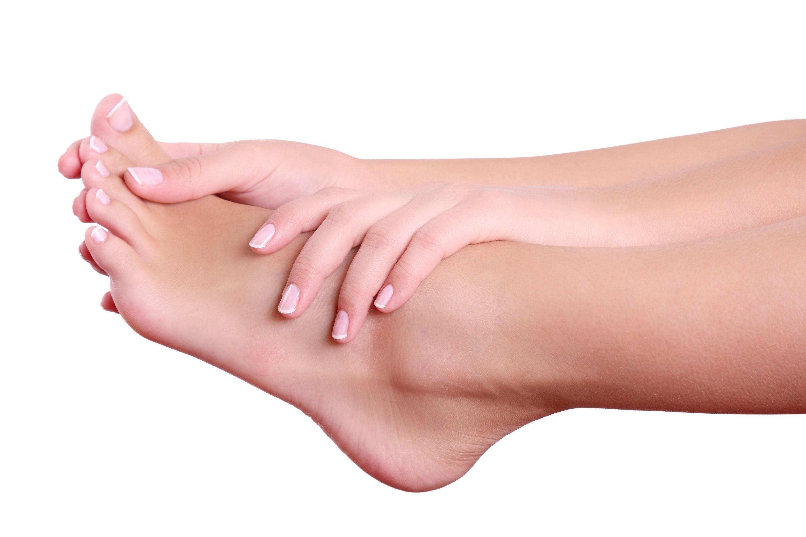 Болит ступня у пальцев ног