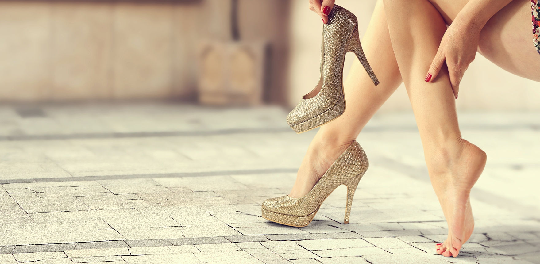 Судороги от каблуков
