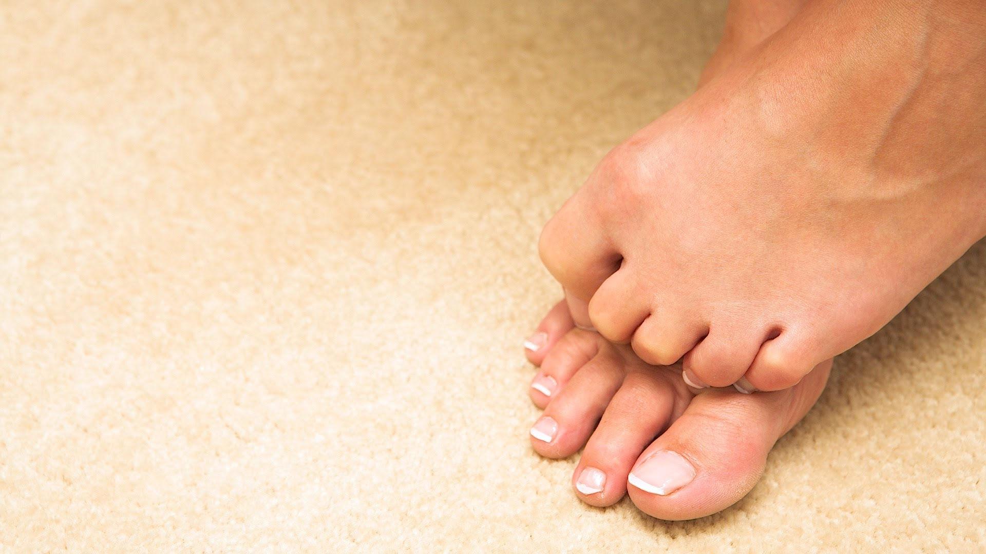 Болят пальцы на ногах