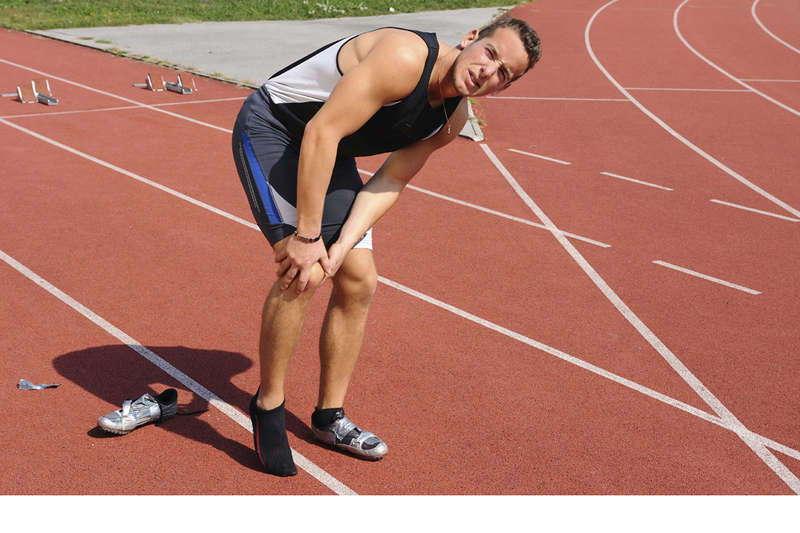 Боль коленного сустава