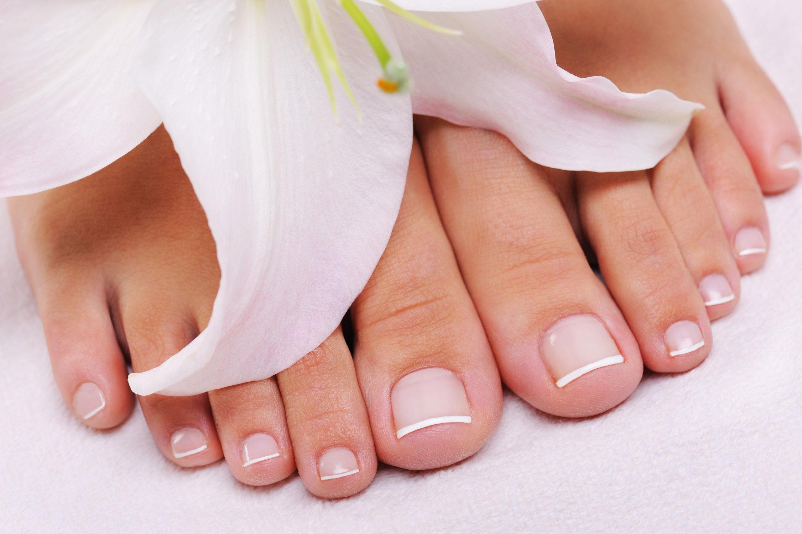 Внешний вид здоровых ногтей