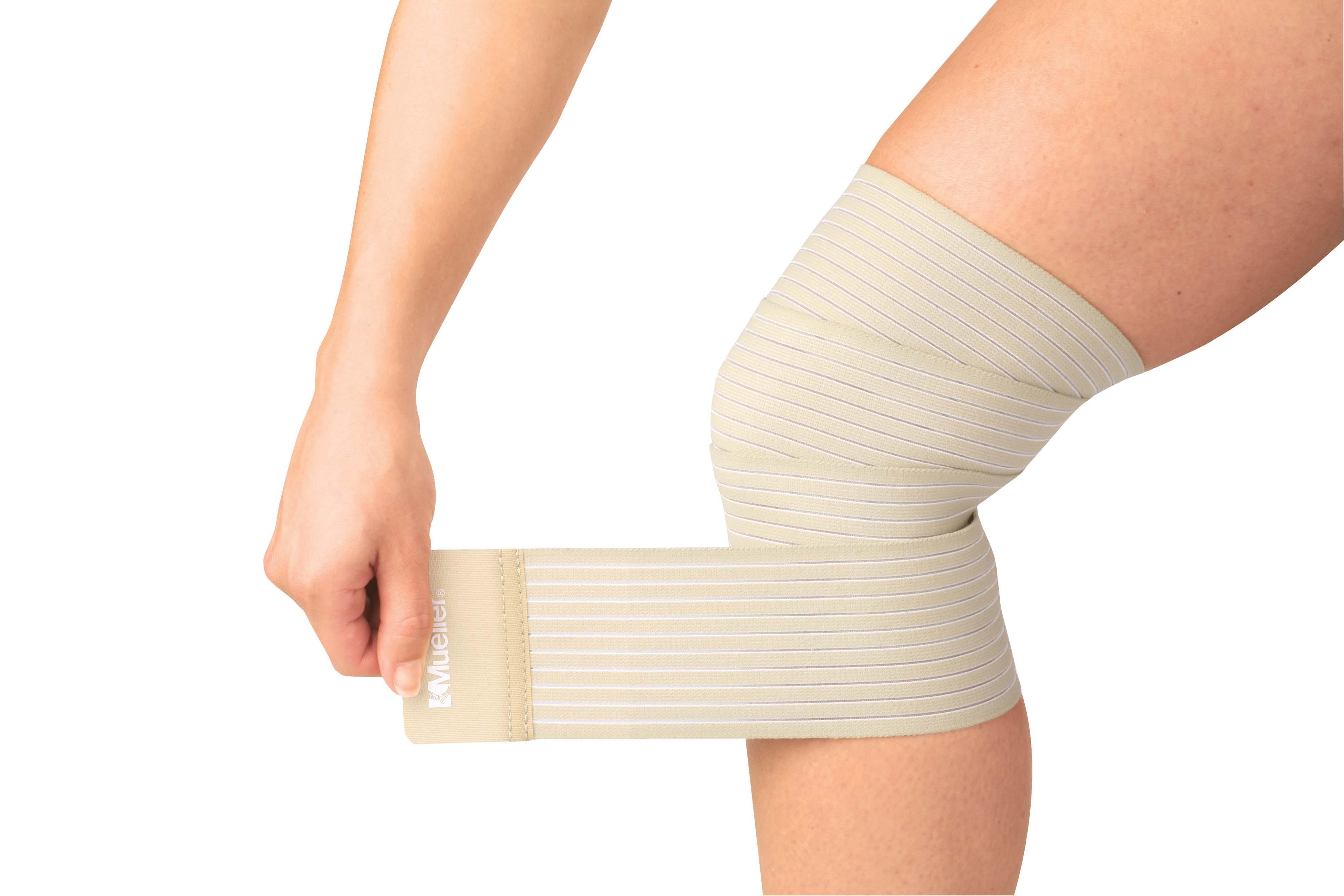 Перевязка колена