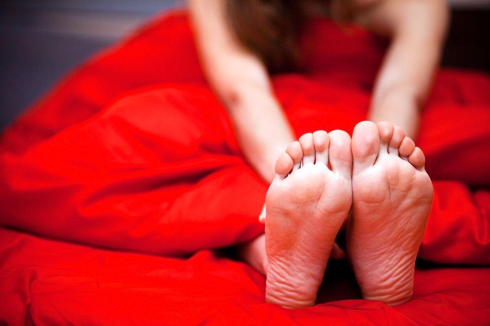 Зуд и жжение ног