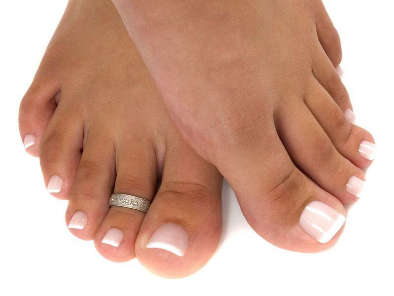Ногти на пальцах ног