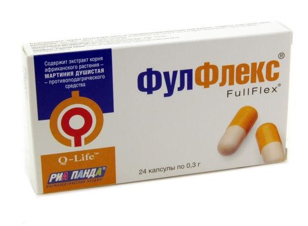 Препарат Фулфлекс