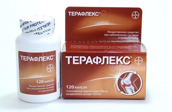 Терафлекс для суставов