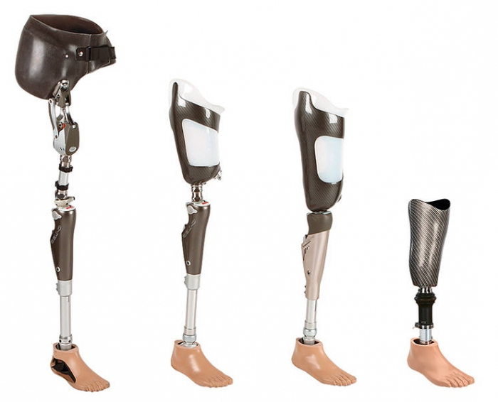 Протезы для ног