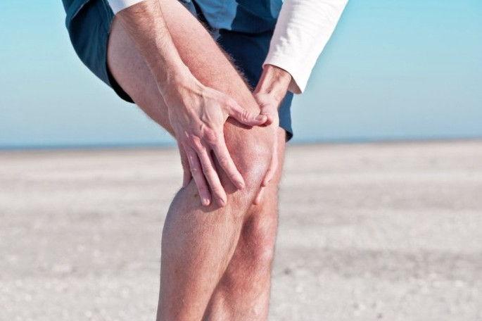 Как избавиться от хруста в коленях