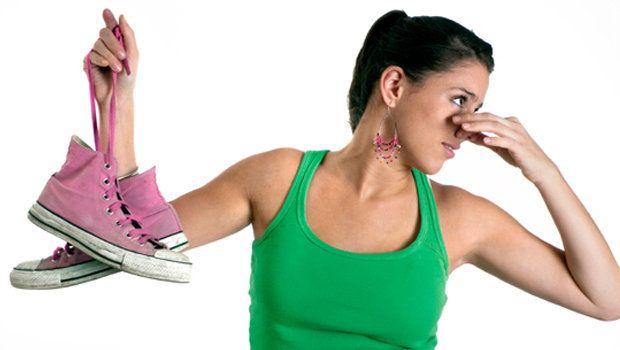 Проблемы с запахом ног