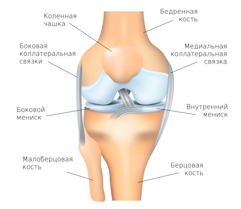 Lechenie kolennogo sustava