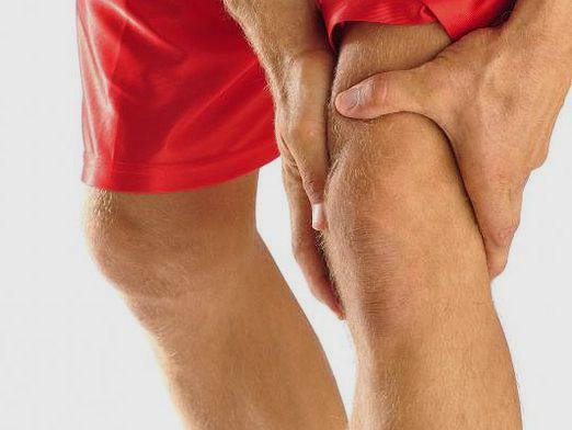 Опухоль колена без видимых причин