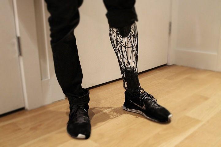 Современный протез