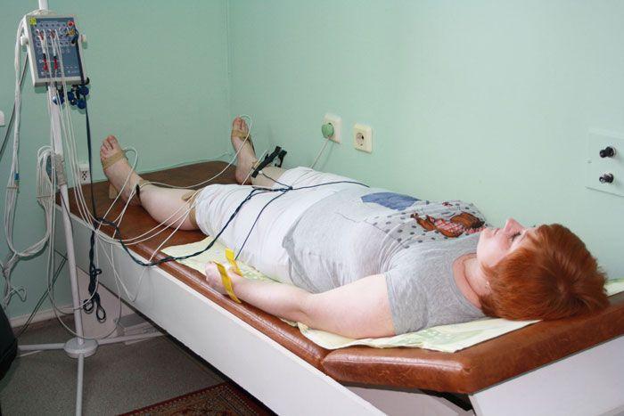 Диагностика сосудов на ногах