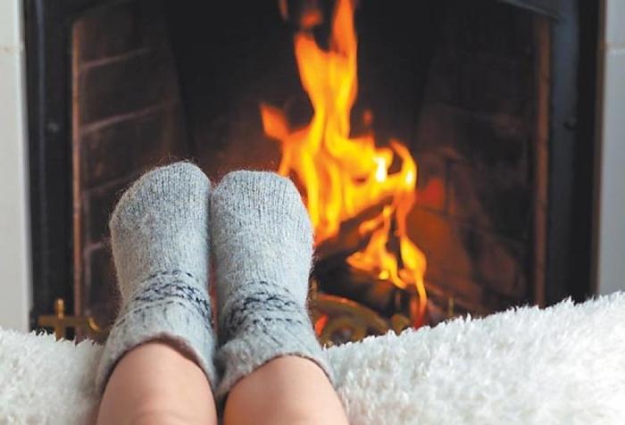 Низкая температура ног