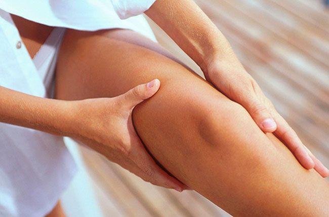 Ощущение покалывания ногах