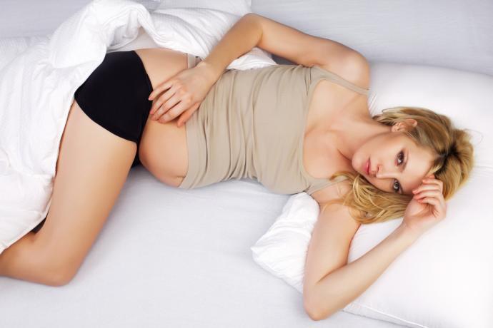 Ноги мешают спать беременной