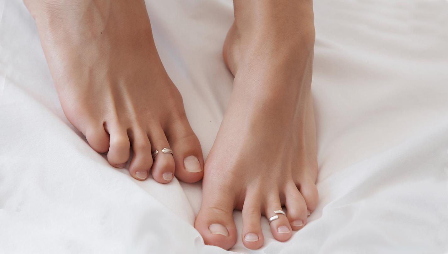 Трещины на пальцах нижних конечностей