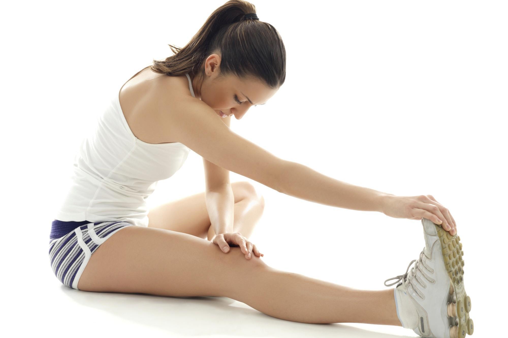 Занятия для укрепления сустава