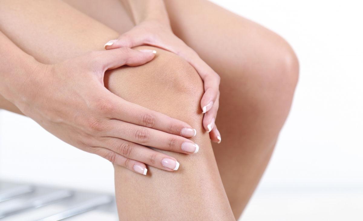 Боль в области коленного сустава